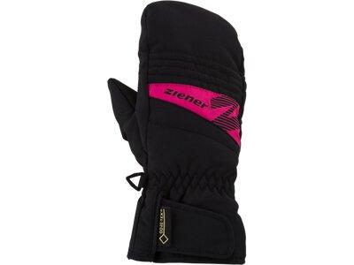 ZIENER Kinder Handschuhe ISP 17-Junior 1245-0 GTX Schwarz