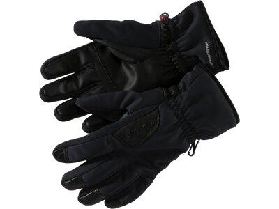 ZIENER Herren Handschuhe ISP 18 GWS 477 PR Schwarz