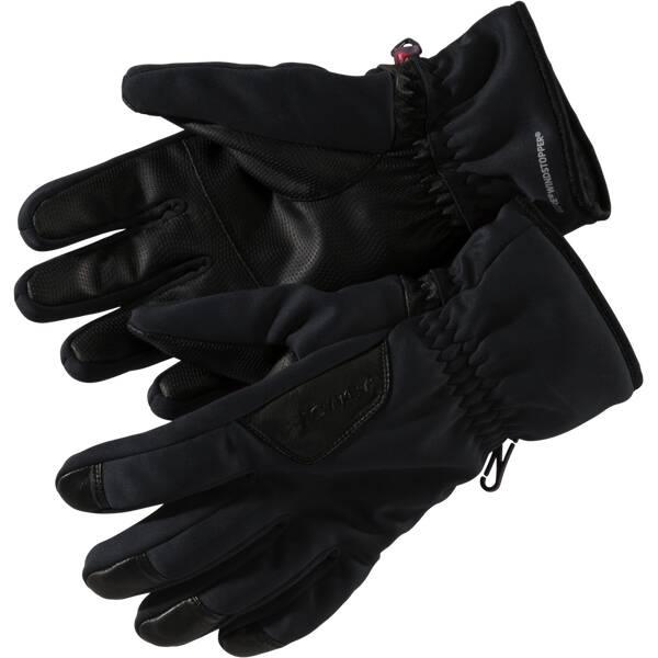 ZIENER Herren Handschuhe ISP 18 GWS 477 PR | Accessoires > Handschuhe | Schwarz | ZIENER