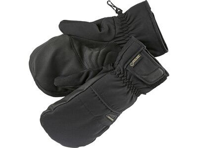 ZIENER Herren Handschuhe ISP 17-1197-0 GTX Schwarz