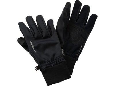 ZIENER Herren Handschuhe ISP 17-GWS 311 touch Schwarz