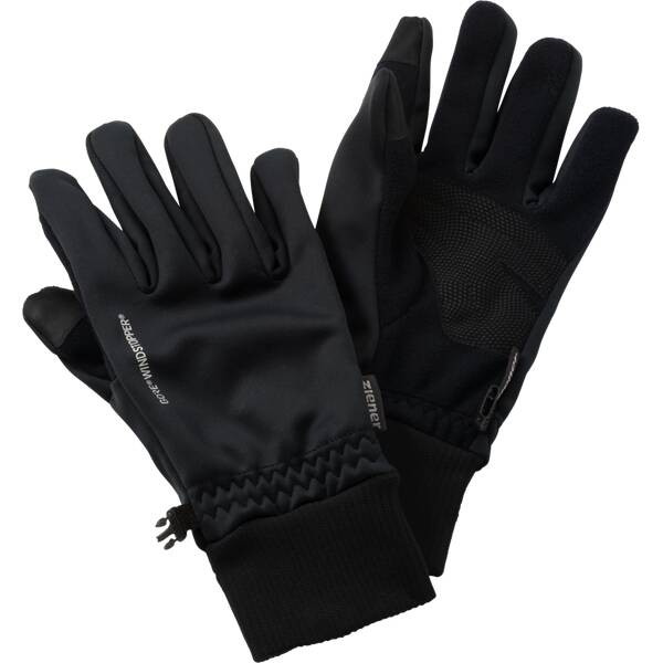 ZIENER Herren Handschuhe ISP 17-GWS 311 touch