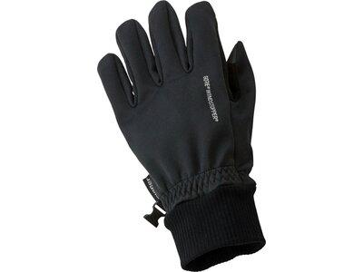 ZIENER Herren Handschuhe ISP 18-GWS 311 V2 TOUCH GLOVE Schwarz
