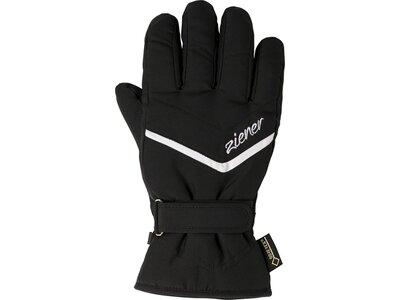 ZIENER Damen Handschuhe ISP 19-LADY 1544 GTX Schwarz