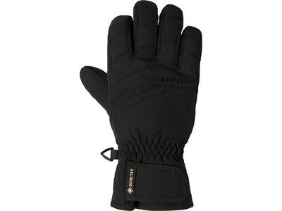ZIENER Kinder Handschuhe ISP 19-1421 GTX Schwarz