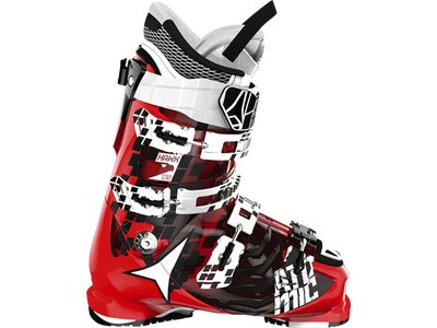ATOMIC Herren Skistiefel Hawx 130 TRANSPARENT RED/SOLID RED Rot