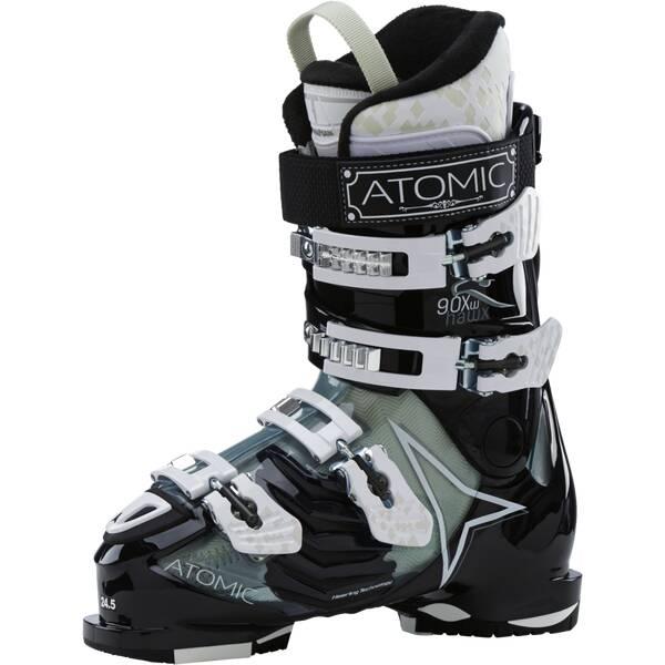 ATOMIC Damen Skistiefel HAWX 1.0 90X W Black/Transparent Light B