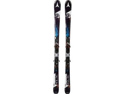 ATOMIC Herren All-Mountain Ski NOMAD COLT ARC-L & XTO 12 Schwarz