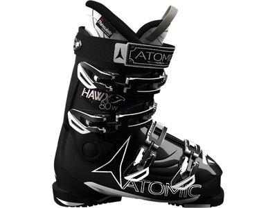 ATOMIC Damen Skistiefel HAWX 80 W Black/Black Schwarz