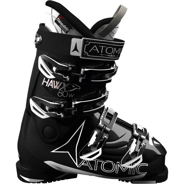 ATOMIC Damen Skistiefel HAWX 80 W Black/Black