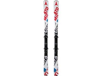 ATOMIC Herren Racing Ski REDSTER TI & XTO 12 AW Weiß
