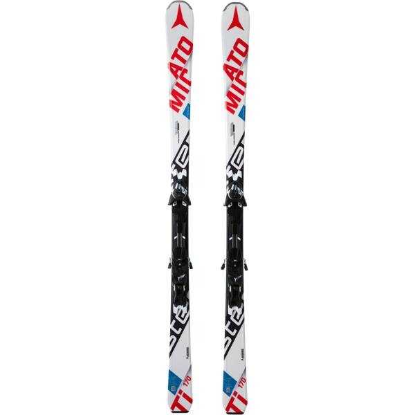 ATOMIC Herren Racing Ski REDSTER TI & XTO 12 AW