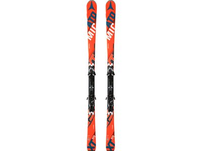 ATOMIC Herren Racing Ski REDSTER X & XTO 12 AW Orange