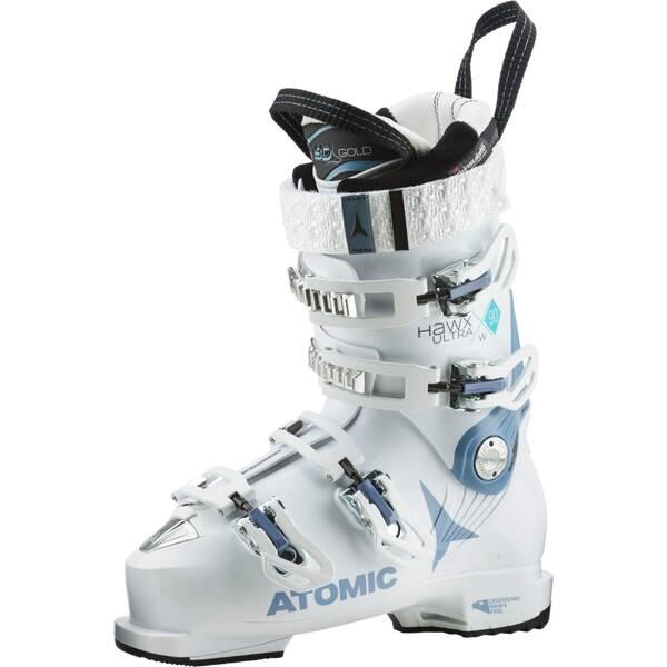 ATOMIC Damen Skistiefel HAWX ULTRA 90 W White/Denim Blue