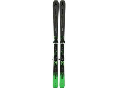 "ATOMIC Herren Skier ""Vantage 77 TI"" inkl. Bindung ""FT 10 GW"" Grün"