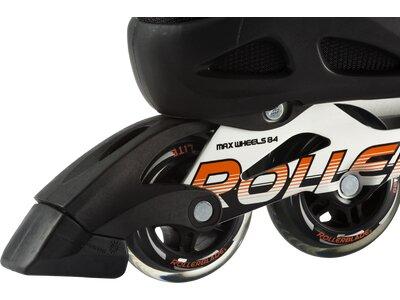 ROLLERBLADE Herren Rollerskates AERO SC 80 Schwarz