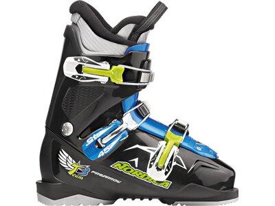 NORDICA Kinder Skistiefel FIREARROW TEAM Schwarz