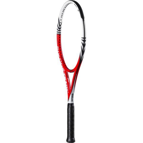 WILSON Herren Tennisschläger SIX.ONE TEAM 18X20 UNBESPANNT