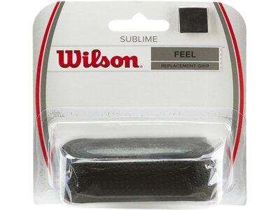 WILSON Griffband Sublime Grip Schwarz
