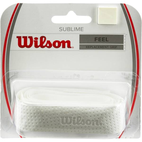 WILSON Griffband Sublime Grip in Weiß
