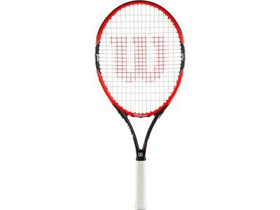 WILSON Kinder Tennisschläger FEDERER PS RKT 25 Rot