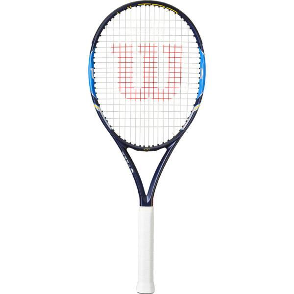 WILSON Herren Tennisschläger ULTRA 100 TNS RKT W/O CVR