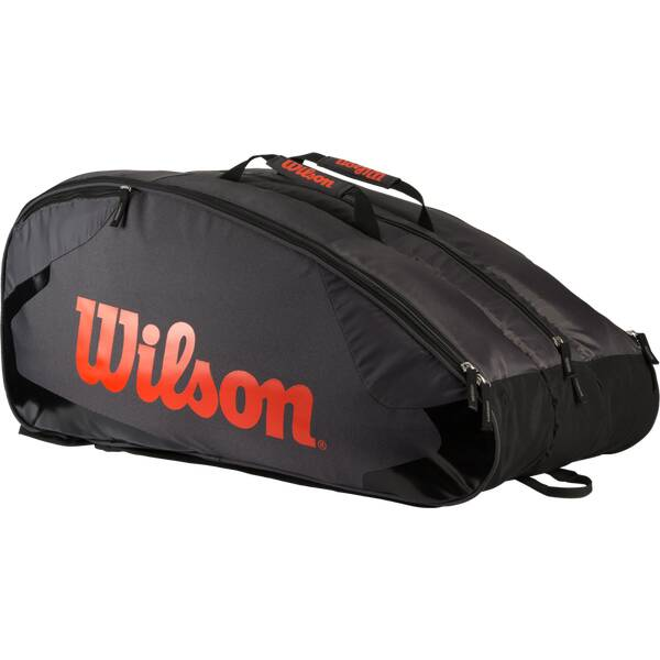 WILSON Tasche Tour Team II 12 Pack