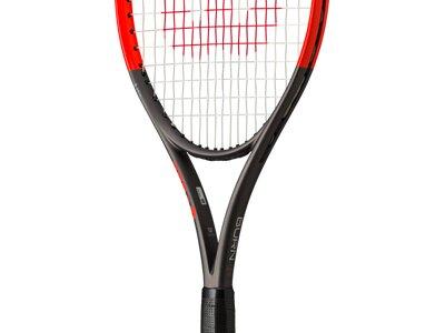 WILSON Herren Tennisschläger Burn 100LS Grau