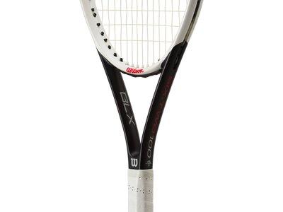 WILSON Herren Tennisschläger Six.Two Schwarz