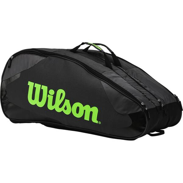 WILSON Tennistasche Tour Team II 12 Pack