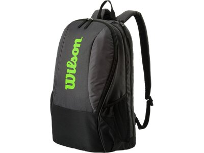 WILSON Tasche TOUR TEAM II BACKPACK GYGR Grau