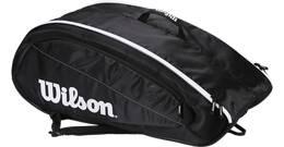 Vorschau: WILSON Tasche FED TEAM 12 PACK BKWH