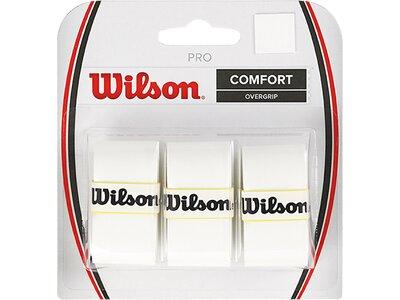 WILSON Griffbänder Pro Overgrip Weiß