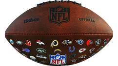 Vorschau: WILSON NFL OFF THROWBACK 32 TEAM LOGO