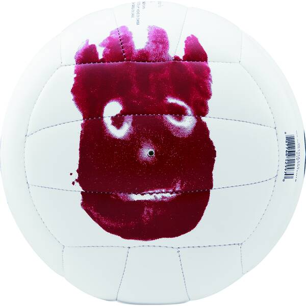 WILSON Ball CASTAWAY MINI DEFLATED