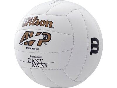WILSON Volleyball MR CASTAWAY Weiß
