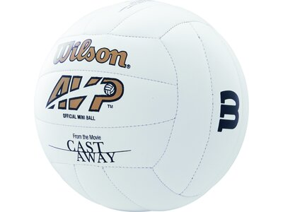 WILSON Volleyball MR CASTAWAY Weiß