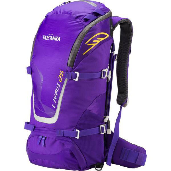 TATONKA Rucksack Damen Trekking-Rucksack Livaz 25 Lila