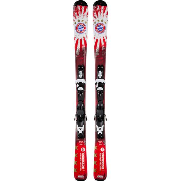 ROSSIGNOL Kinder All-Mountain Ski BAY.MUN.JR XEL.KID/XEL KID 45S