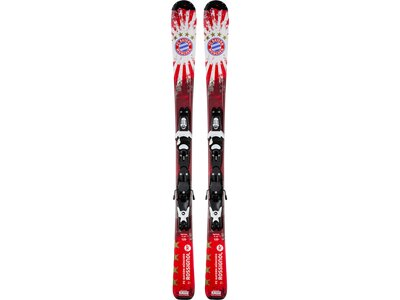 ROSSIGNOL Kinder All-Mountain Ski BAY.MUN.JR XEL.KID/XEL JR 70S Rot