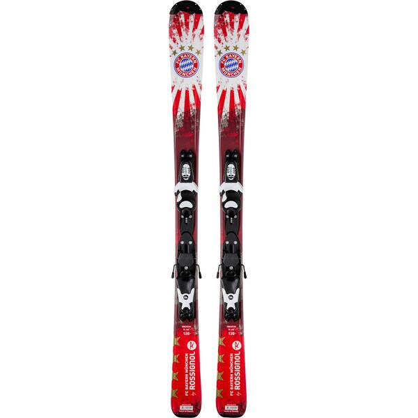 ROSSIGNOL Kinder All-Mountain Ski BAY.MUN.JR XEL.KID/XEL JR 70S