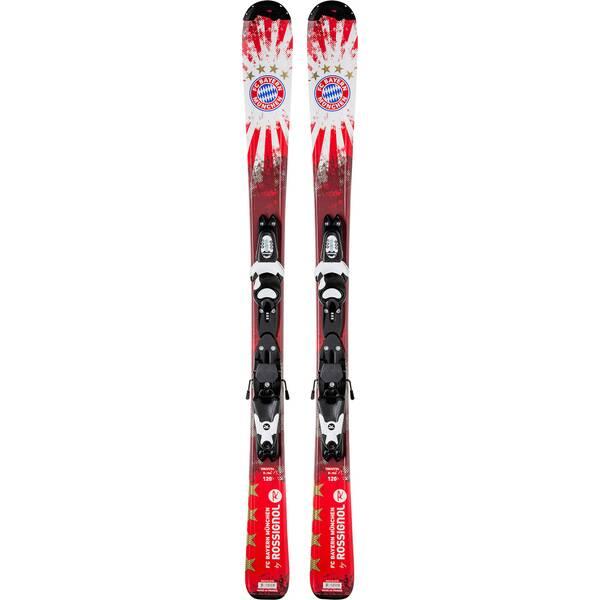 ROSSIGNOL Kinder All-Mountain Ski BAY.MUN.JR XEL.KID/XEL JR 70S