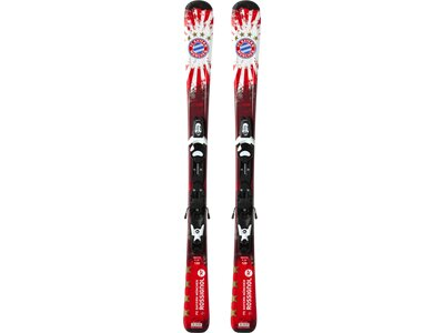 ROSSIGNOL Kinder All-Mountain Ski BAYERN MUNICH KID/COMP KID 25L Rot