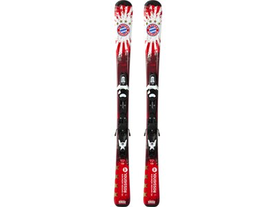ROSSIGNOL Kinder All-Mountain Ski BAY.MUN.JR XEL.KID/XEL KID45 Rot