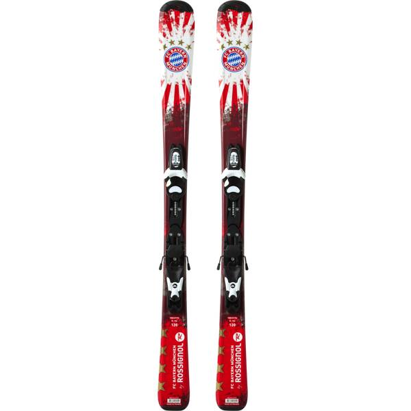 ROSSIGNOL Kinder All-Mountain Ski BAY.MUN.JR XEL.KID/XEL KID45