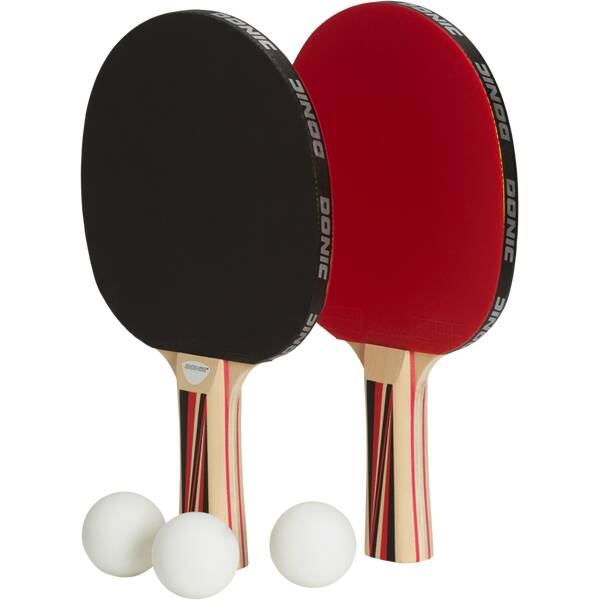 DONIC Tischtennis-Set Top Team 500 Schwarz