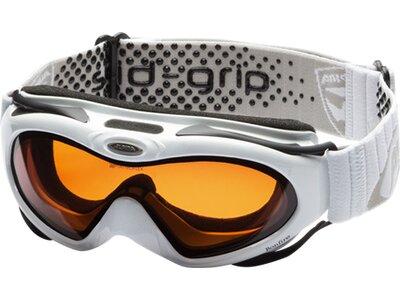 ALPINA Herren Brille Bonfire Q Weiß
