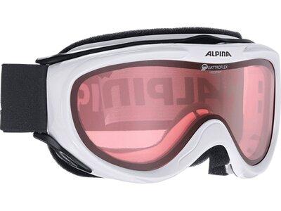 ALPINA Skibrille FREESPIRIT Weiß