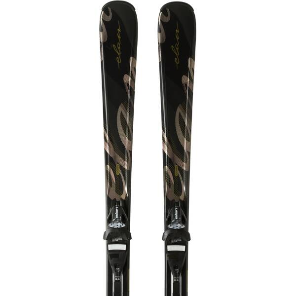 ELAN Damen All-Mountain Ski BLACK PERLA QT EL 7.5