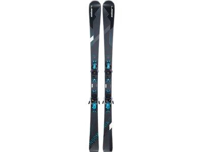 ELAN Damen All-Mountain Ski INSOMNIA LITE TI LS ELW 9.0 GW Schwarz